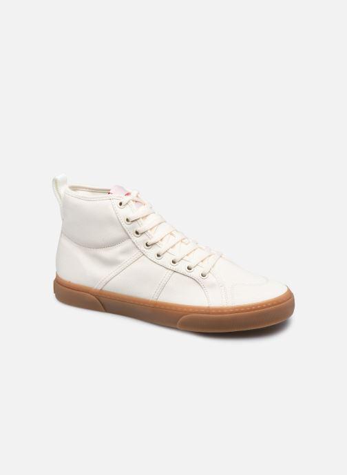 Sneaker Globe Los Angered II - Organic Cotton - weiß detaillierte ansicht/modell