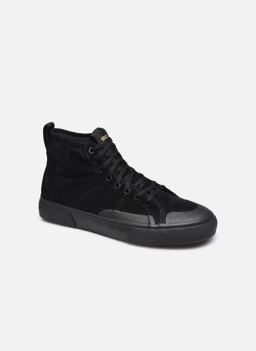 Sneaker Globe Los Angered II - Sammy Montano - schwarz detaillierte ansicht/modell