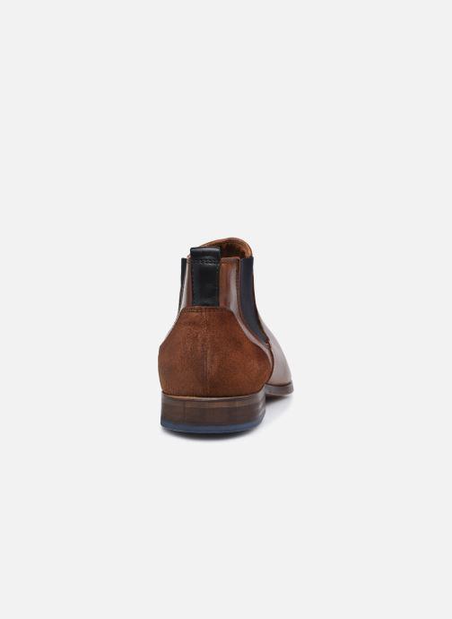 Stiefeletten & Boots Marvin&Co WALKON braun ansicht von rechts