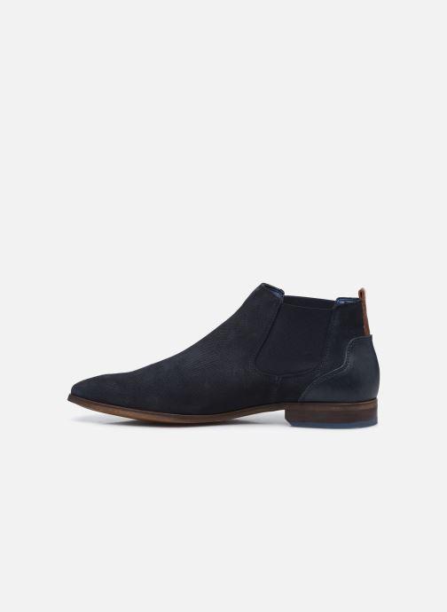 Boots en enkellaarsjes Marvin&Co WALKON Blauw voorkant