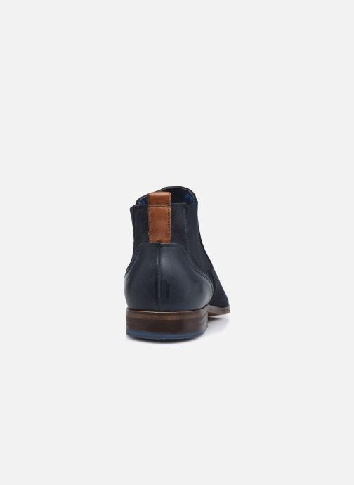 Boots en enkellaarsjes Marvin&Co WALKON Blauw rechts