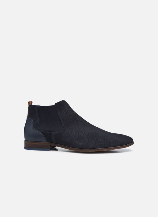 Boots en enkellaarsjes Marvin&Co WALKON Blauw achterkant