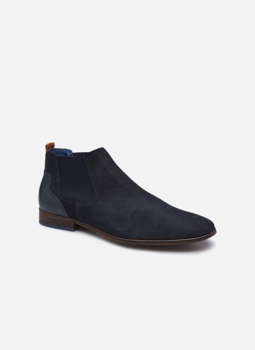 Boots en enkellaarsjes Marvin&Co WALKON Blauw detail