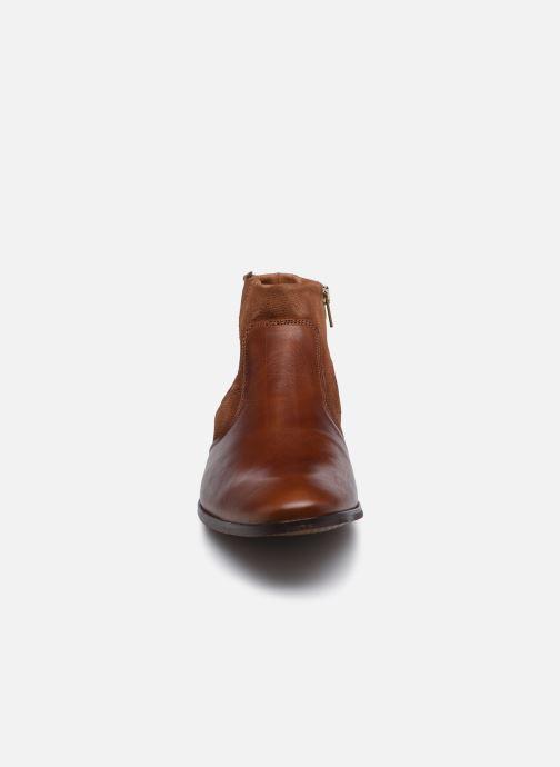 Boots en enkellaarsjes Marvin&Co WALFAIR Bruin model