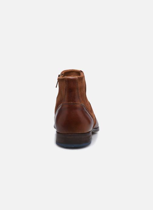 Boots en enkellaarsjes Marvin&Co WALFAIR Bruin rechts