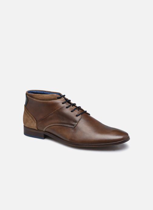 Bottines et boots Marvin&Co WALEBY Marron vue détail/paire