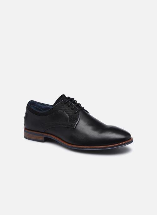 Chaussures à lacets Marvin&Co WALDOT Noir vue détail/paire