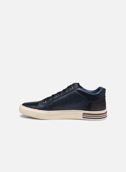 Sneakers Marvin&Co WALCOOL Blauw voorkant