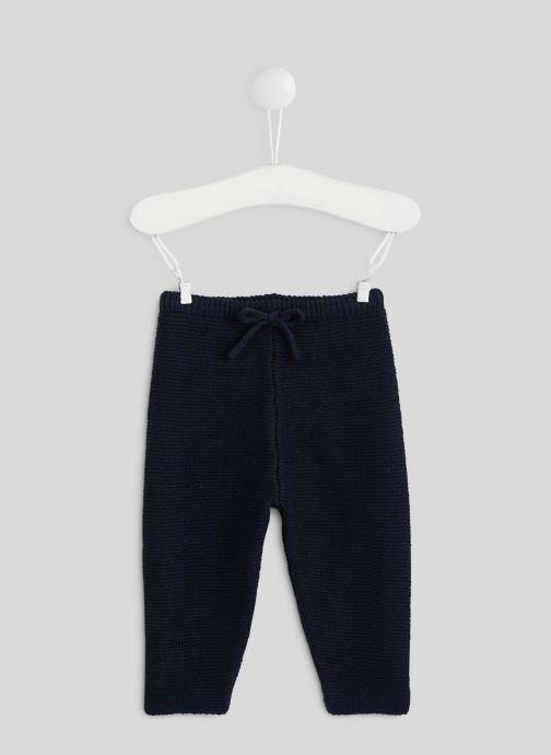 Kleding Bout'Chou Caleçon tricot Blauw detail