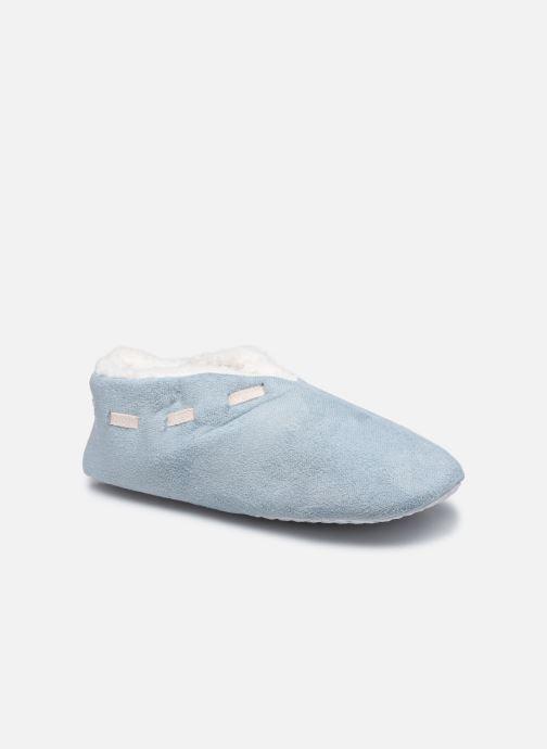 Pantoffels Sarenza Wear Chaussons espagnols femme Blauw detail