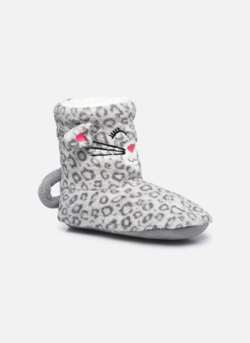 Chaussons montants animaux enfant