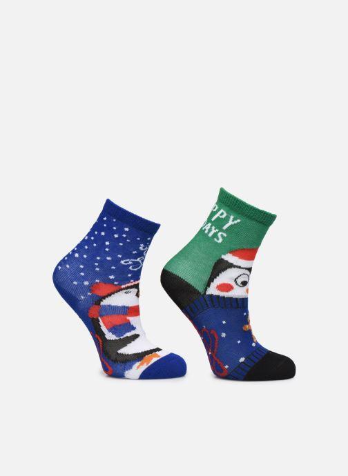 Socken & Strumpfhosen Sarenza Wear Chaussettes de noel enfant schwarz detaillierte ansicht/modell