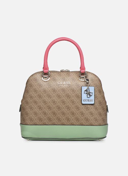 Handtaschen Guess CATHLEEN braun detaillierte ansicht/modell