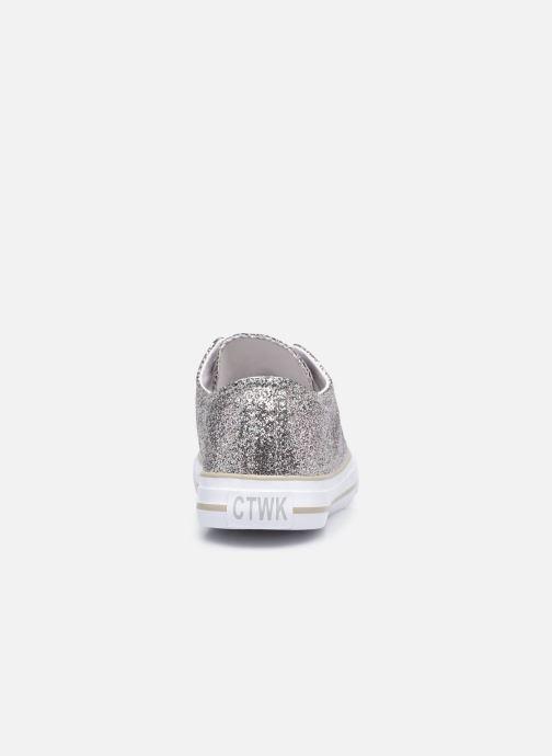 Sneaker Chattawak ANELYSE silber ansicht von rechts