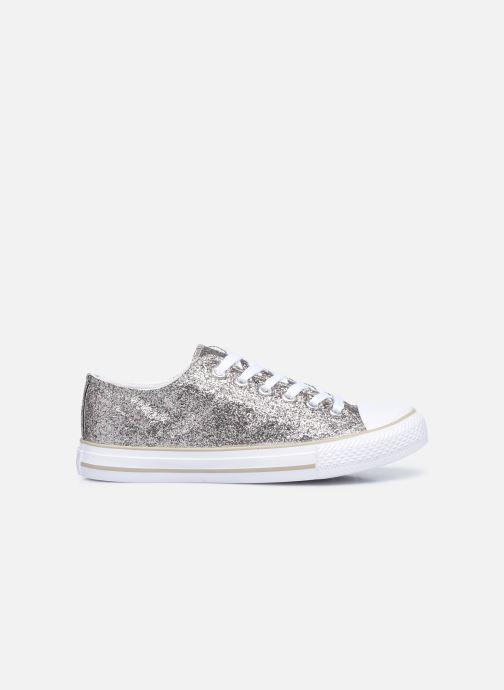 Sneaker Chattawak ANELYSE silber ansicht von hinten