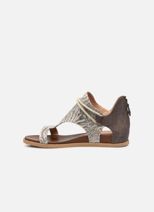 Sandales et nu-pieds Chattawak JOY Blanc vue face