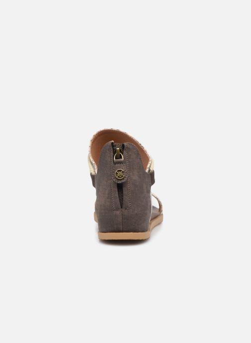 Sandales et nu-pieds Chattawak JOY Blanc vue droite