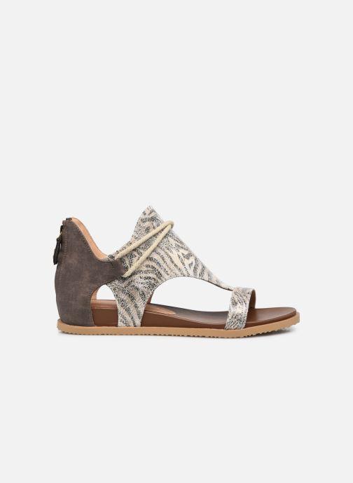 Sandales et nu-pieds Chattawak JOY Blanc vue derrière