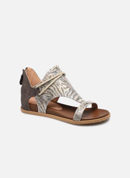 Sandales et nu-pieds Chattawak JOY Blanc vue détail/paire