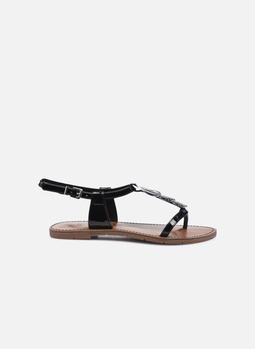 Sandales et nu-pieds Chattawak PIPA Noir vue derrière