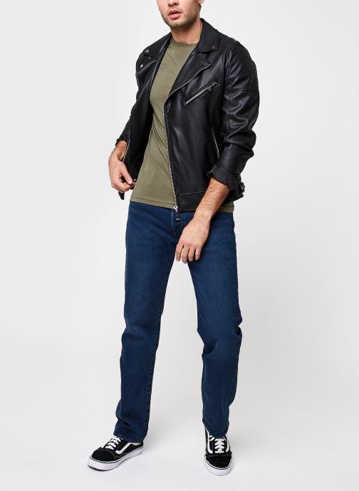 Vêtements Levi's 501® '93 Straight Bleu vue bas / vue portée sac