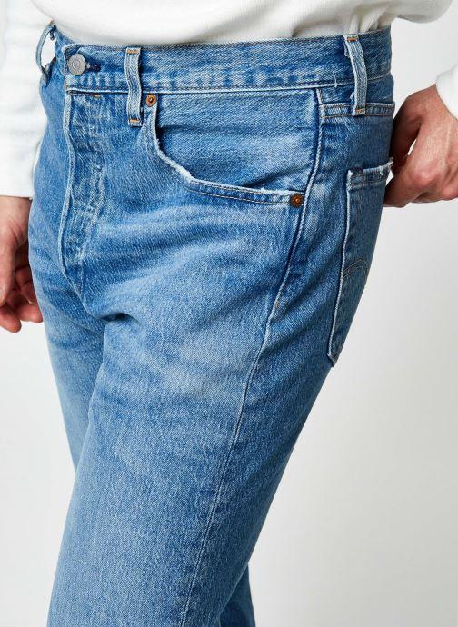 Vêtements Levi's 501® '93 Straight Bleu vue face