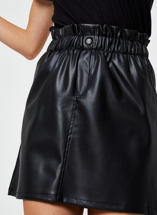 Vêtements Noisy May Judo Skirt Noir vue face