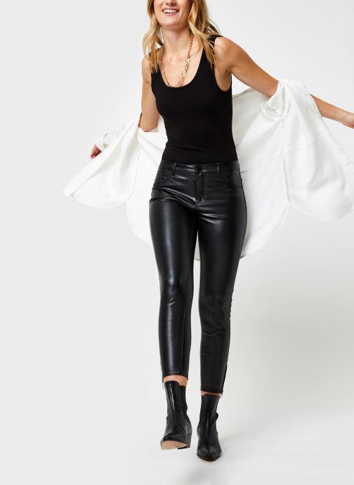 Vêtements Noisy May Kimmy Pants Noir vue bas / vue portée sac