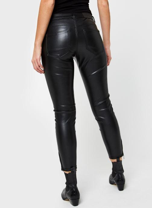 Vêtements Noisy May Kimmy Pants Noir vue portées chaussures