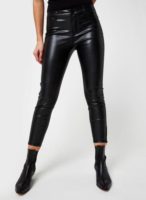 Vêtements Noisy May Kimmy Pants Noir vue détail/paire
