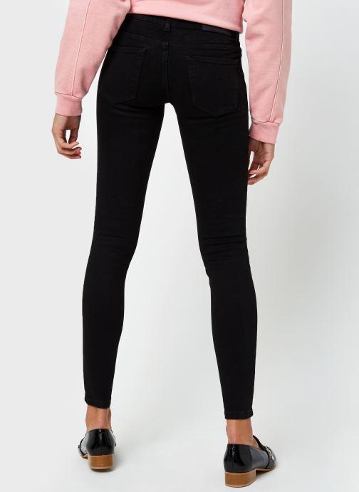 Vêtements Noisy May Eve Jeans Noir vue portées chaussures
