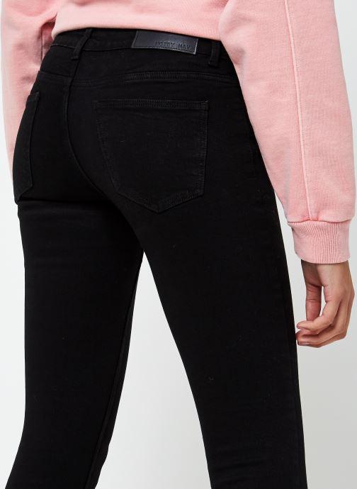 Vêtements Noisy May Eve Jeans Noir vue face