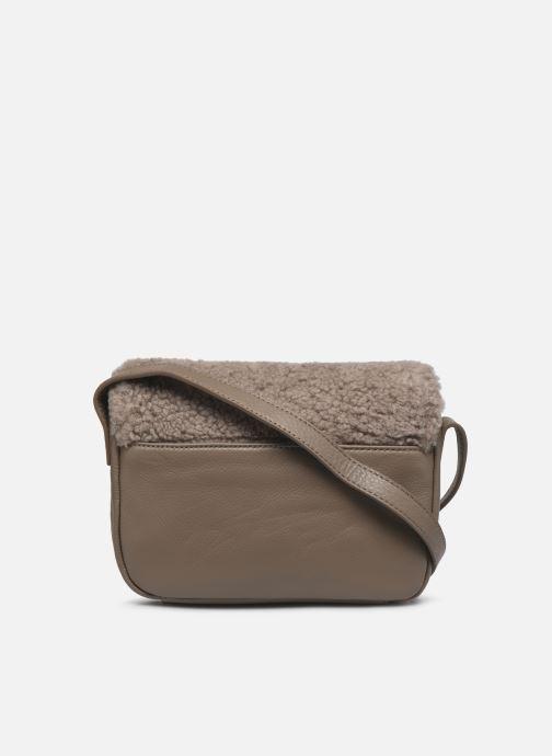 Borse UGG Bia Mini School Bag Leather Marrone immagine frontale