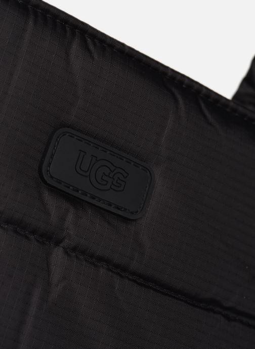 Borse UGG Krystal Puffer Tote Nero immagine sinistra