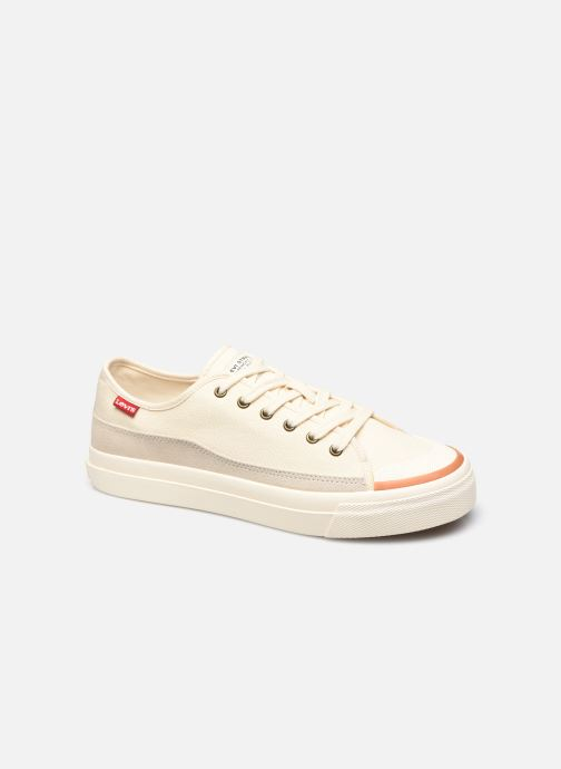 Sneakers Levi's Square Low Beige detail