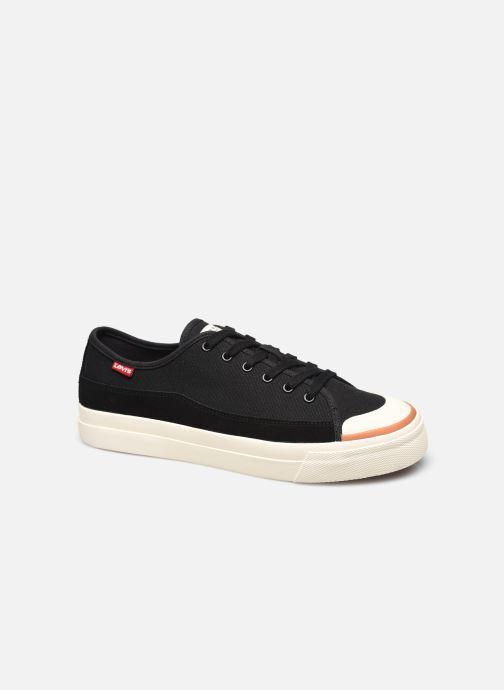 Sneaker Levi's Square Low schwarz detaillierte ansicht/modell