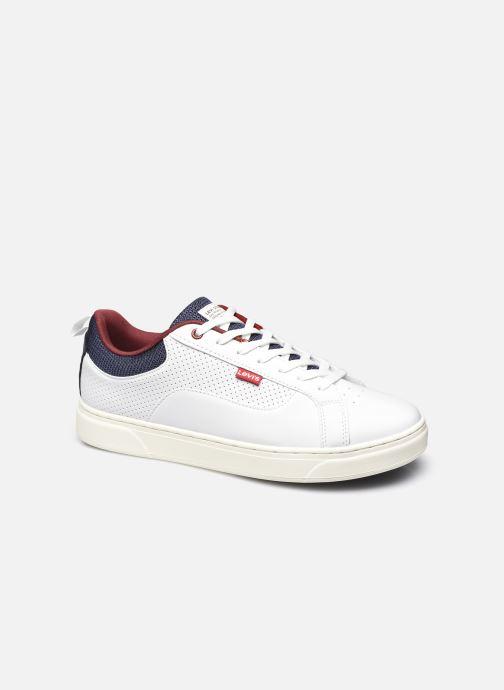 Sneakers Levi's Caples 2.0 Wit detail