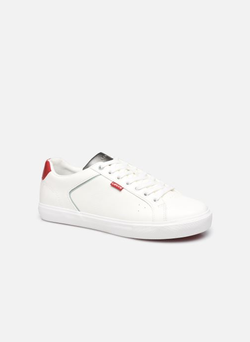 Sneakers Levi's Woodward 2.0 Wit detail