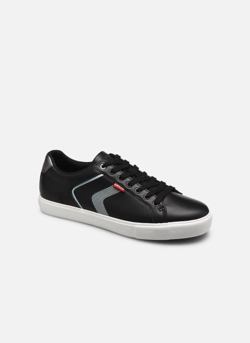 Sneakers Levi's Woodward 2.0 Zwart detail