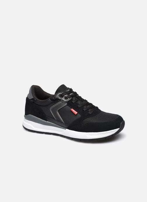 Sneakers Levi's Oats Zwart detail