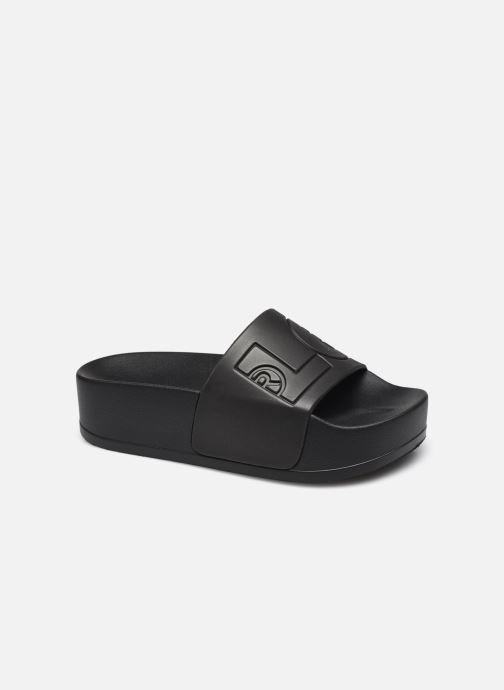 Sandales et nu-pieds Levi's June S Bold L Noir vue détail/paire