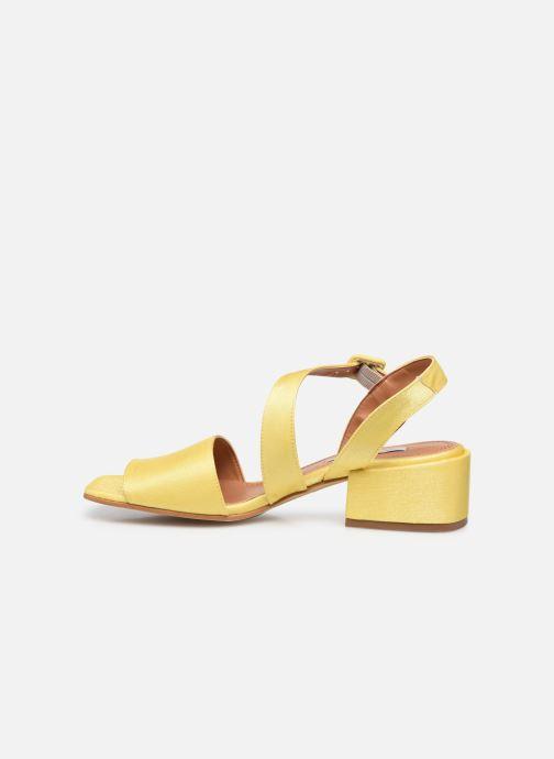 Sandalen About Arianne Selva gelb ansicht von vorne