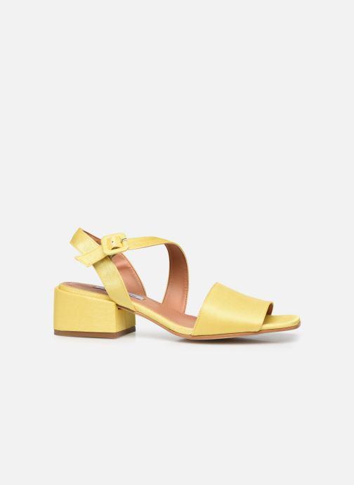 Sandalen About Arianne Selva gelb ansicht von hinten