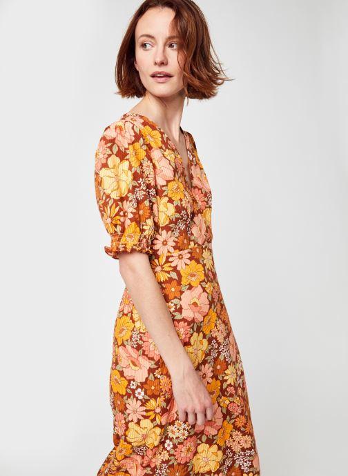Vêtements Billabong Hello There-Cotton Orange vue détail/paire