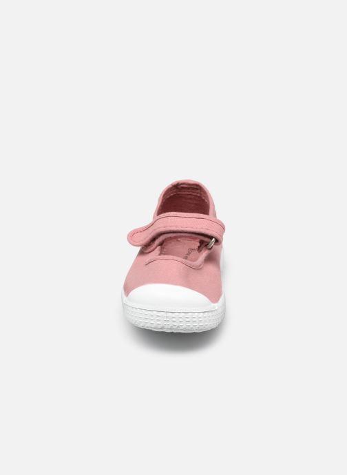 Sneaker Rose et Martin BELLA rosa schuhe getragen