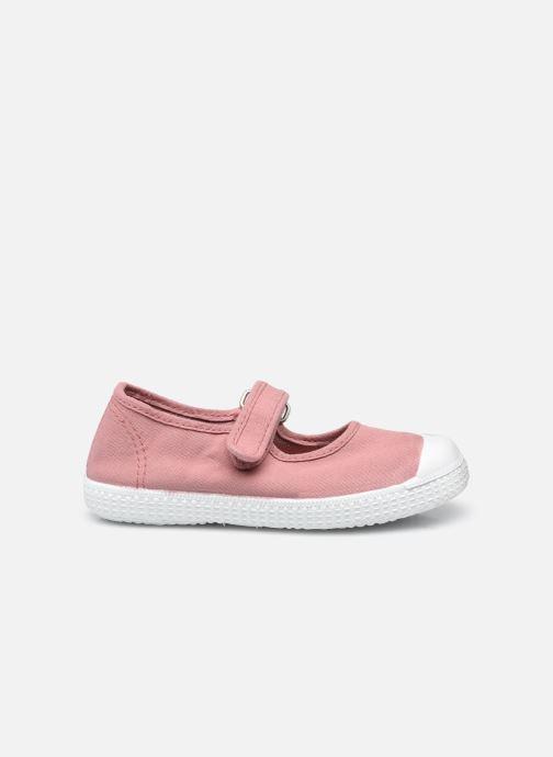 Sneaker Rose et Martin BELLA rosa ansicht von hinten