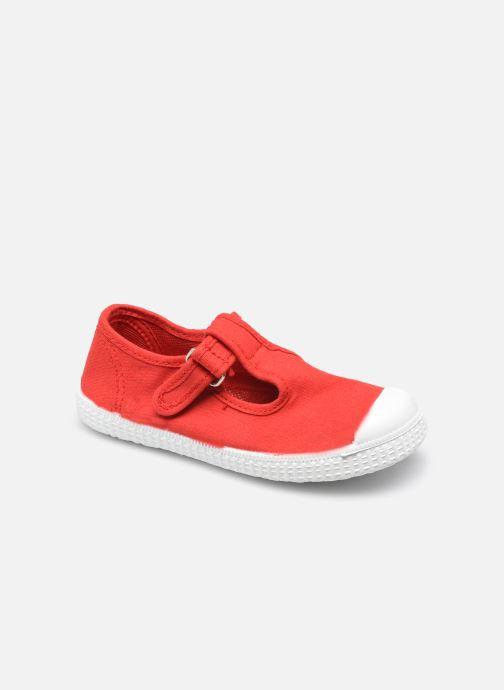 Sneakers Rose et Martin BOCHARLIE Rosso vedi dettaglio/paio