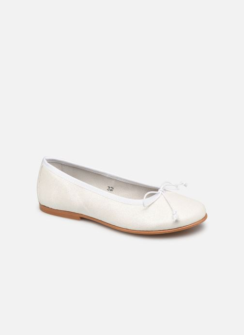 Ballerinas Kinder BARBARA GLITTER LEATHER