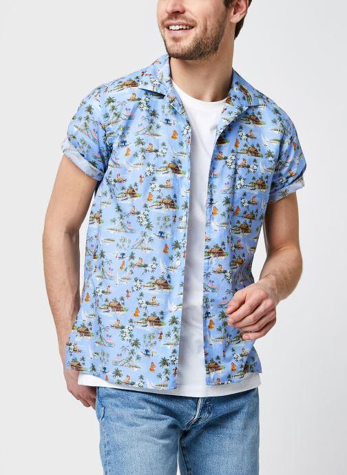 Vêtements Accessoires Chemise Slam 02 Mc