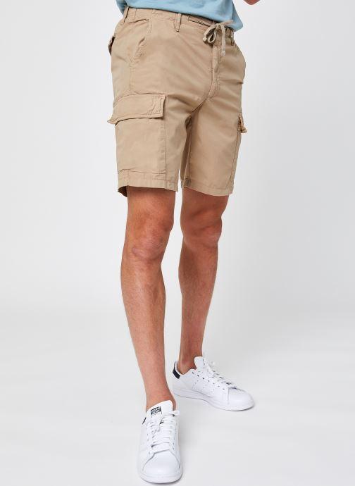 Vêtements Hartford Short Trecker Vert vue détail/paire